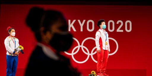 China's Olympic Machine