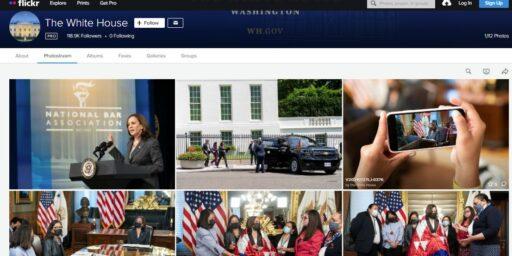 Where Are the White House Photos?